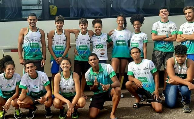 Unimed Campo Mourão Atletismo esteve na pista no Torneio da FAP em Maringá