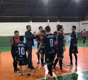 18º jogos universitários de Campo Mourão
