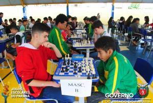 Na classificação final do Xadrez Relâmpago e Rápido destaque para Roncador, Iretama e Campo Mourão