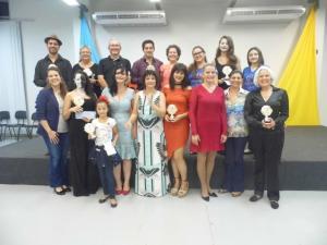 Concursode Poesias 2018 tem 180 poesias inscritas por 78 candidatos em Campo Mourão