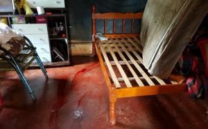 Mulher é assassinada a facadas em Campo Mourão