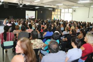 Secretaria de Educação prepara equipe para volta às aulas em Campo Mourão