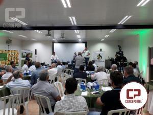Aprosoja-PR realiza Dia de Campo na Cooperativa Integrada de Goioerê