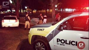 Rotam prende dois traficantes com Ecstasy e Maconha em Campo Mourão