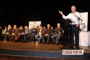 Ministro e Secretário de Estado anunciam  recursos para a Saúde em Campo Mourão