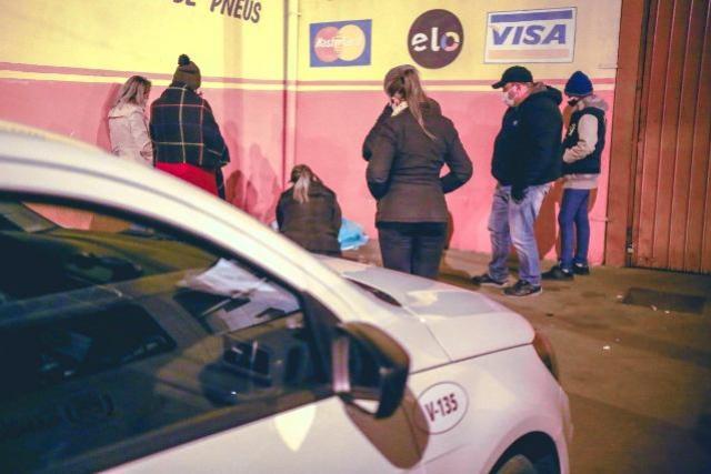 Equipes de Assistência Social de Campo Mourão atenderam 30 pessoas em situação de rua