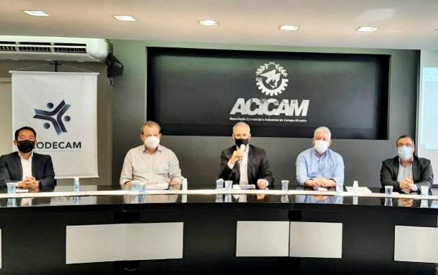 CODECAM recebe resultado final do Mapeamento das Cadeias Produtivas