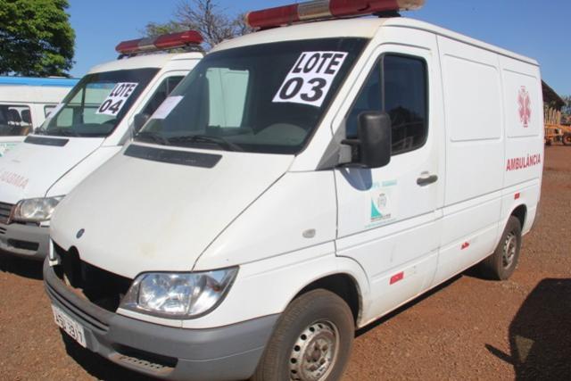 Leilão de veículos, ar condicionados e cortinas de ar nesta sexta-feira, dia 05 em Campo Mourão