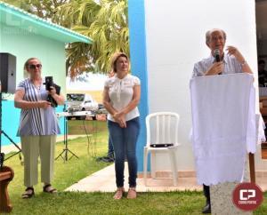 Farol inaugura o Centro de Recebimento de Romeiros