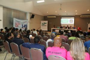 Campo Mourão realiza 3º camping de atletismo