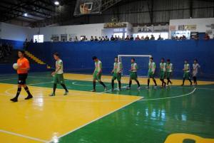 Roncador: Tarde emocionante no futsal e voleibol que decidiu os finalistas dos JEPS