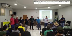Reestruturação de conselho municipal em Peabiru
