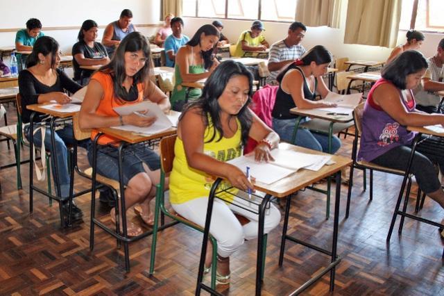 Vestibular dos Povos Indígenas: cresce procura por cursos da Unespar