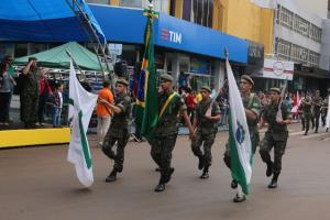 44 instituições vão participar do Desfile da Independência em Campo Mourão