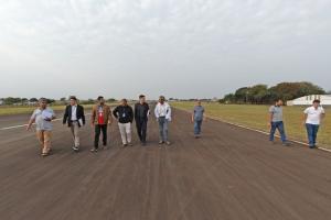 Aeroporto em Campo Mourão está apto a receber voos regulares a partir 20 de outubro