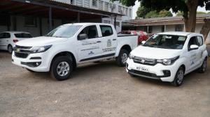 Centro de Atenção Psicossocial -  Alcool e Drogas, CAPS-AD de Campo Mourão recebe dois veículos novos