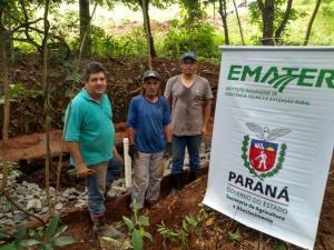 Oficina capacita difusores e produtores da tecnologia do solo cimento na proteção de nascentes