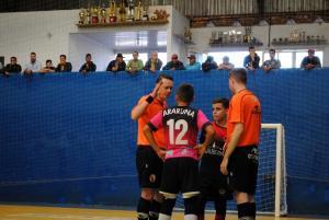 Iretama e Campo Mourão conquistam os títulos do Futsal Masculino