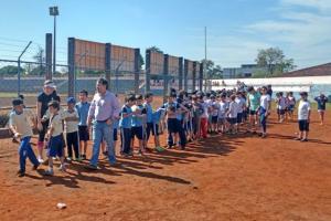 Jogos Primários com muitas histórias de participação, atenção e superação em Campo Mourão