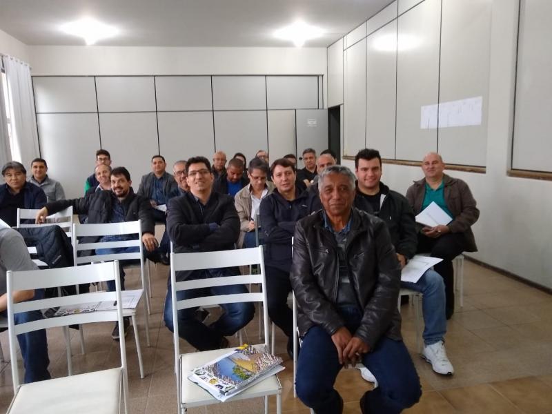 Sindicato dos Contabilistas de Campo Mourão e Região é representado na reunião arbitral do Jocopar