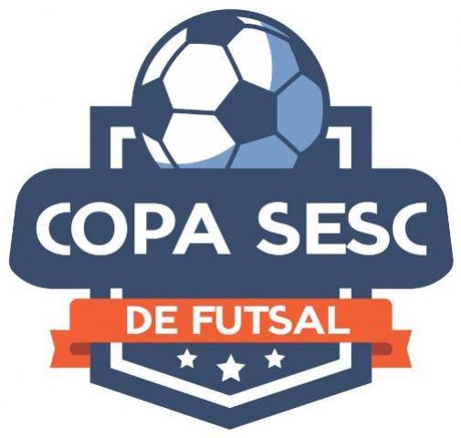 Quatro categorias na  Copa Sesc de Futsal de Campo Mourão