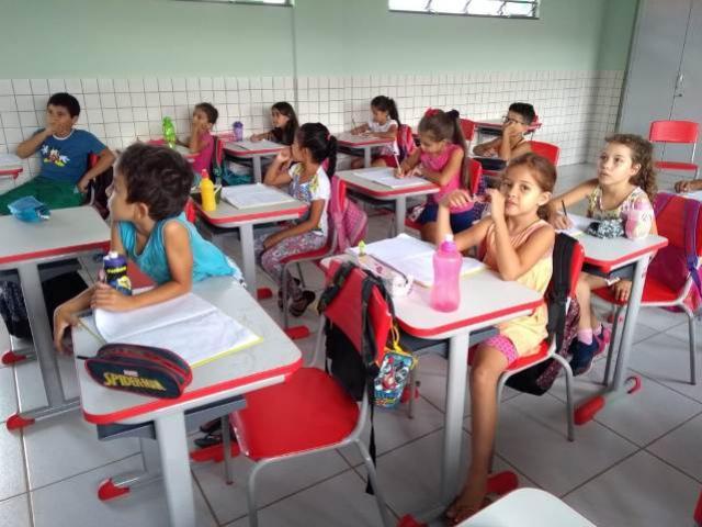 875 novos alunos foram matriculados na rede municipal de Campo Mourão em 2019