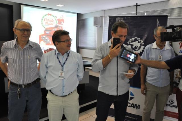 Cidade Natal sorteou a primeira motocicleta