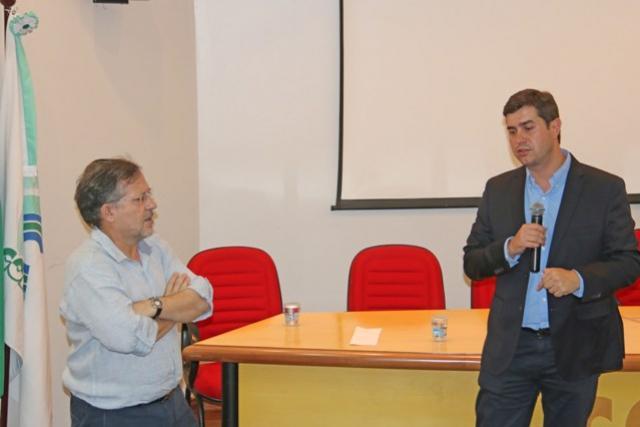 Prefeito de Guarapuava fala sobre as PPPs em Campo Mourão