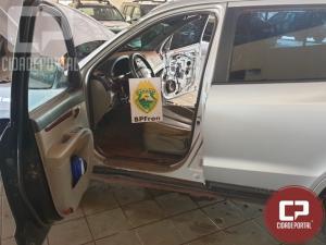 Uma pessoa foi presa por posse ilegal de arma e contrabando em Guaíra
