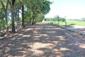 Melhorias concluídas na estrada rural da comunidade de Alto do Divino em Campo Mourão
