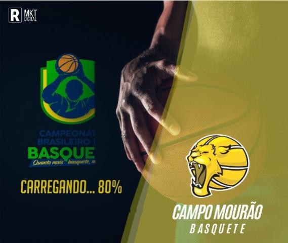 Campo Mourão Basquete disputará o Campeonato Brasileiro