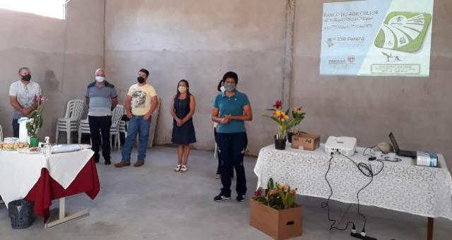 """""""Banco do Agricultor"""" é tema de reunião em Araruna"""