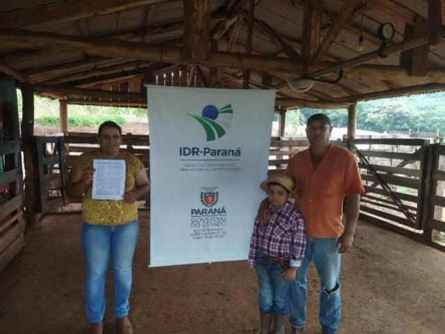 Gerenciamento da atividade leiteira em Iretama