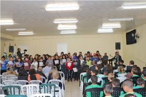 Reforma Geral do Colégio Estadual do Campo Jaelson Biácio é entregue em Piquirivaí