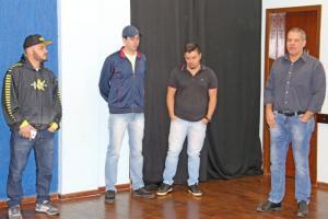 Sport Clube Campo Mourão apresenta novos uniformes