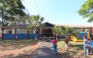 Prefeito em Exercício de Campo Mourão visita escolas na área rural