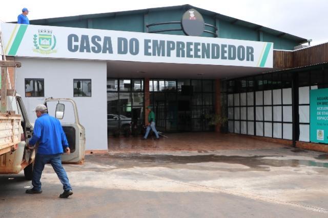 Nova Casa do Empreendedor em Campo Mourão centraliza atendimento ao empresariado