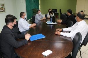 Município de Campo Mourão estuda convênio para utilização de mão-de-obra de presos