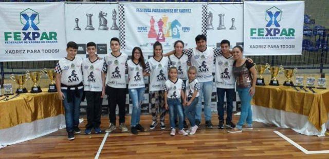 Festival Coamo Integrado de Xadrez acontece no próximo final de semana em Campo Mourão