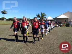 Em partida com 07 gols Quinta do Sol passa por Iretama na modalidade de Futebol