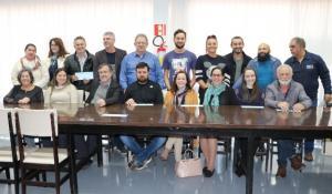 Repassados R$ 170,5 mil em recursos para 8 projetos culturais de C. Mourão