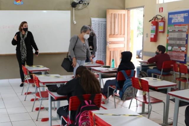 Secretaria de Educação de Campo Mourão inicia a chamada escolar