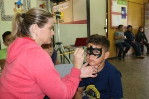 Atividades para crianças do CSFV Primavera