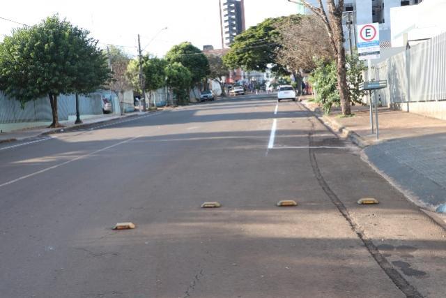 Estacionamento rotativo será estendido para mais cinco quadras em Campo Mourão