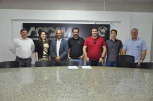 Acicam e a Cooper Card firmam parceria em Campo Mourão