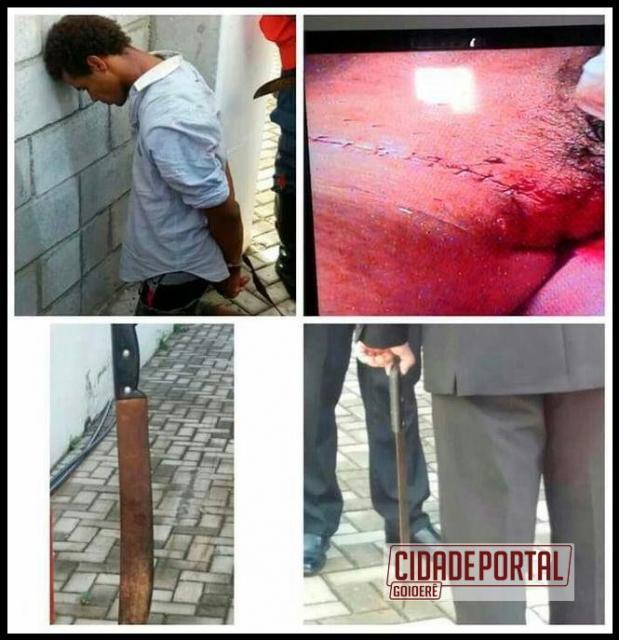 Pastor Valdemiro Santiago leva facada durante culto em SP