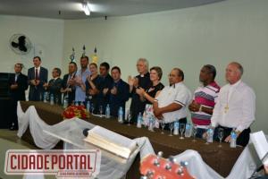 Padre Markus Prim recebe título de cidadão honorário de Farol