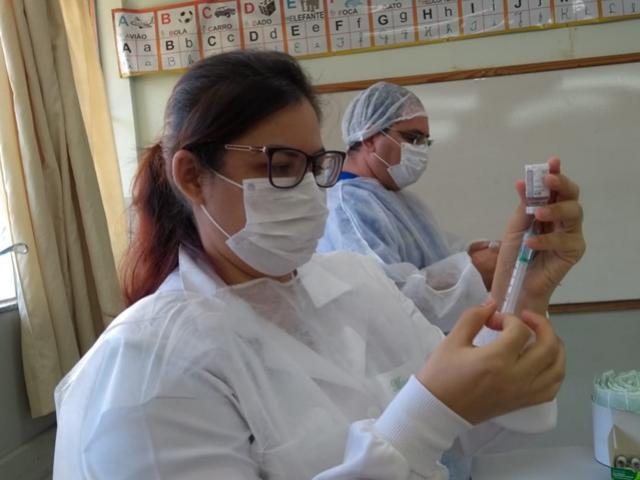 Campo Mourão antecipa vacinação contra gripe neste sábado, 10
