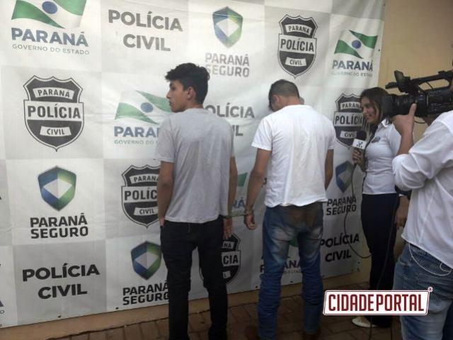 Polícia Militar prende dois envolvidos no assalto aos correios de Farol, terceiro morre durante confronto