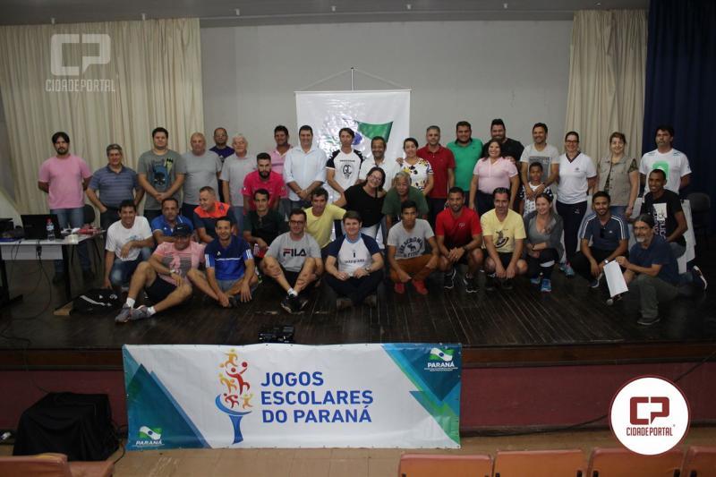 Etapa Regional dos Jogos Escolares será em Barbosa Ferraz